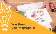 You Should Use Infographics