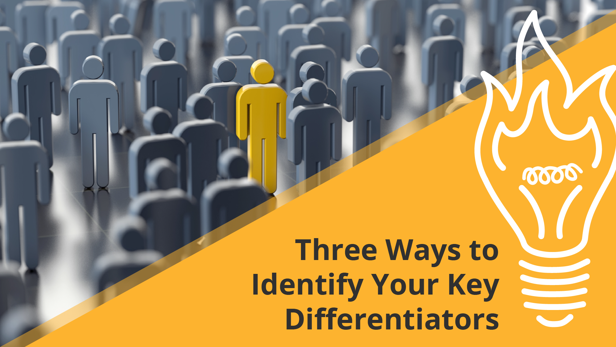 Ways to identify key differentiators for your startup