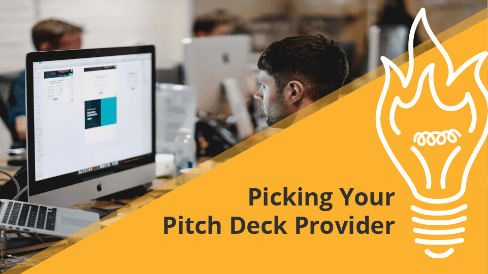 Picking Your Pitch Deck Provider