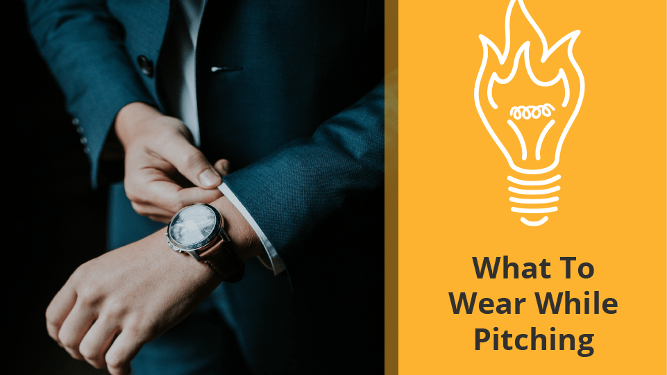 What To Wear While Pitching