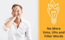 No More Filler Words Pitch Hack