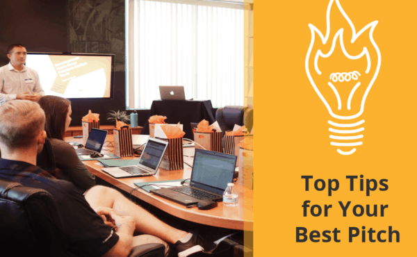 Top Tips For Your Best Pitch