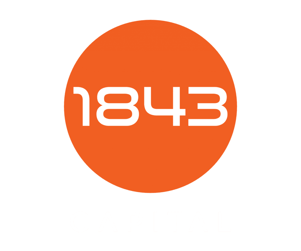 1843 and women startups - pitch deck