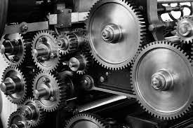 machine metal gears