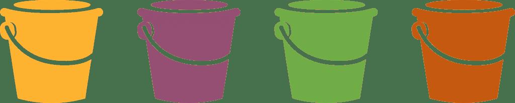 pitch deck buckets