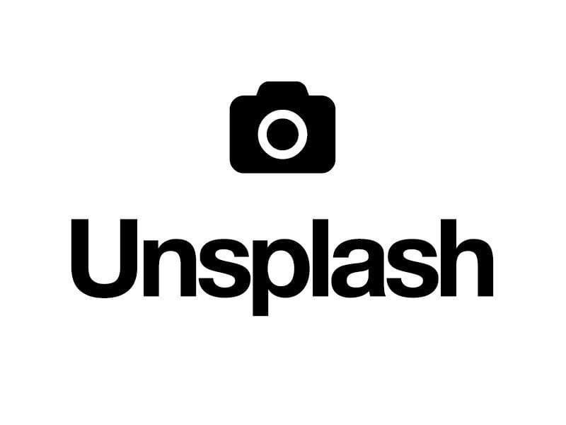unsplah logo